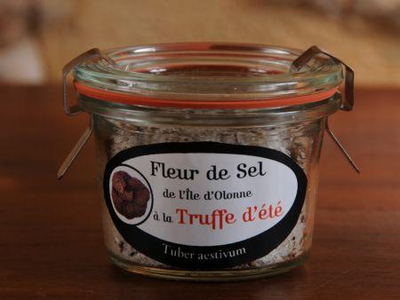 fleur de sel truffe